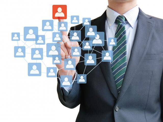 人的資源マネジメントのイメージ