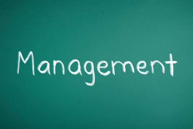 マネジメントのイメージ図